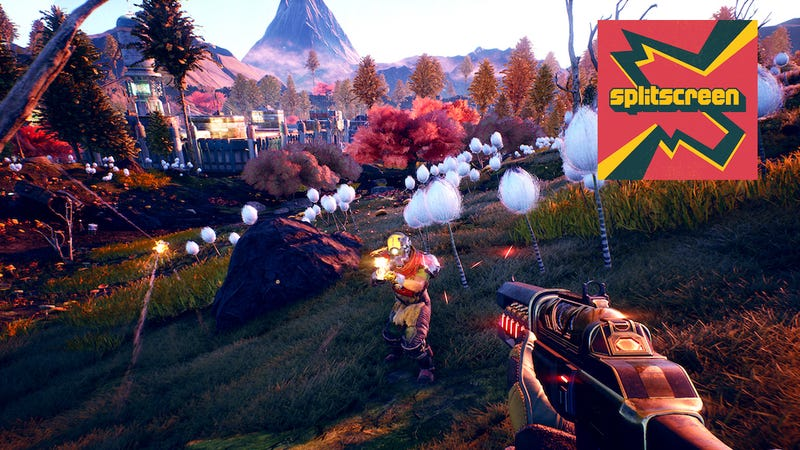 Illustration for the article title The Outer Worlds is an RPG about managing the story