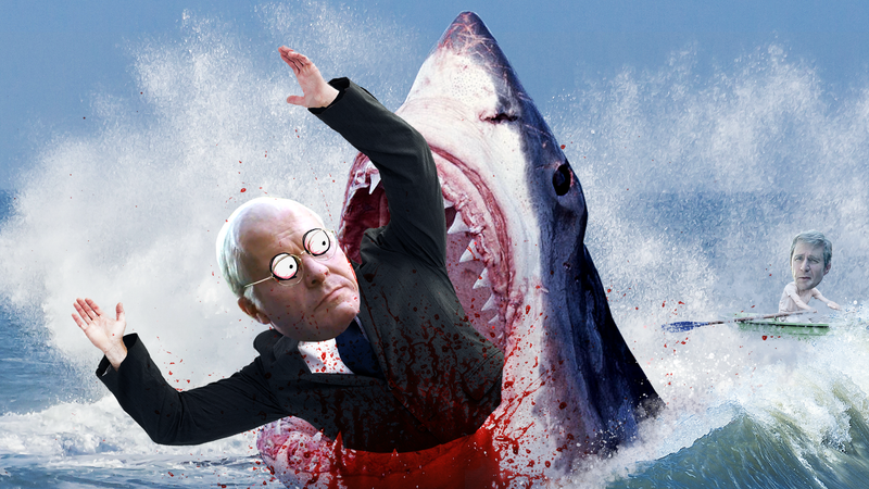Illustration for article titled How Vice, the New Dick Cheney Biopic, Should Have Ended