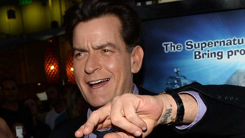 Illustration for article titled Ex Sues Charlie Sheen for Allegedly Bullying Her Into Getting Abortion