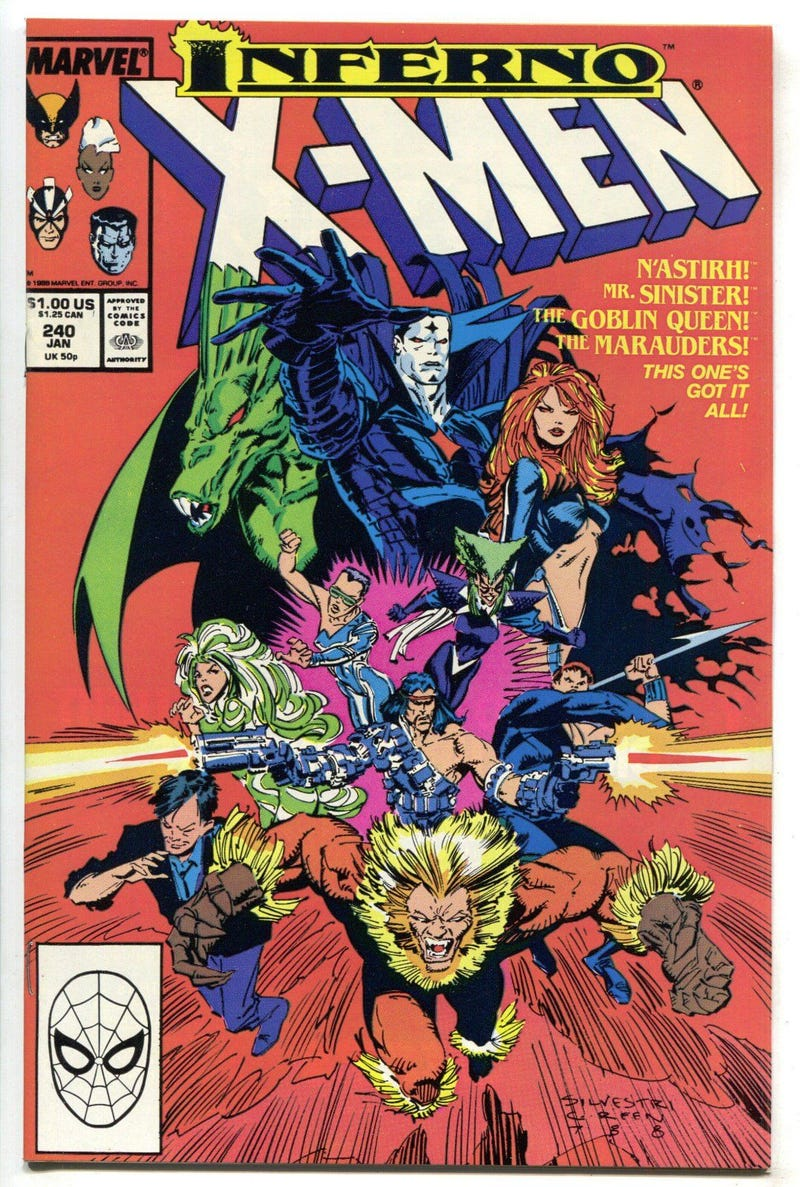 fc762826a49 Arcs of future past: 14 classic X-Men stories that would make good X ...