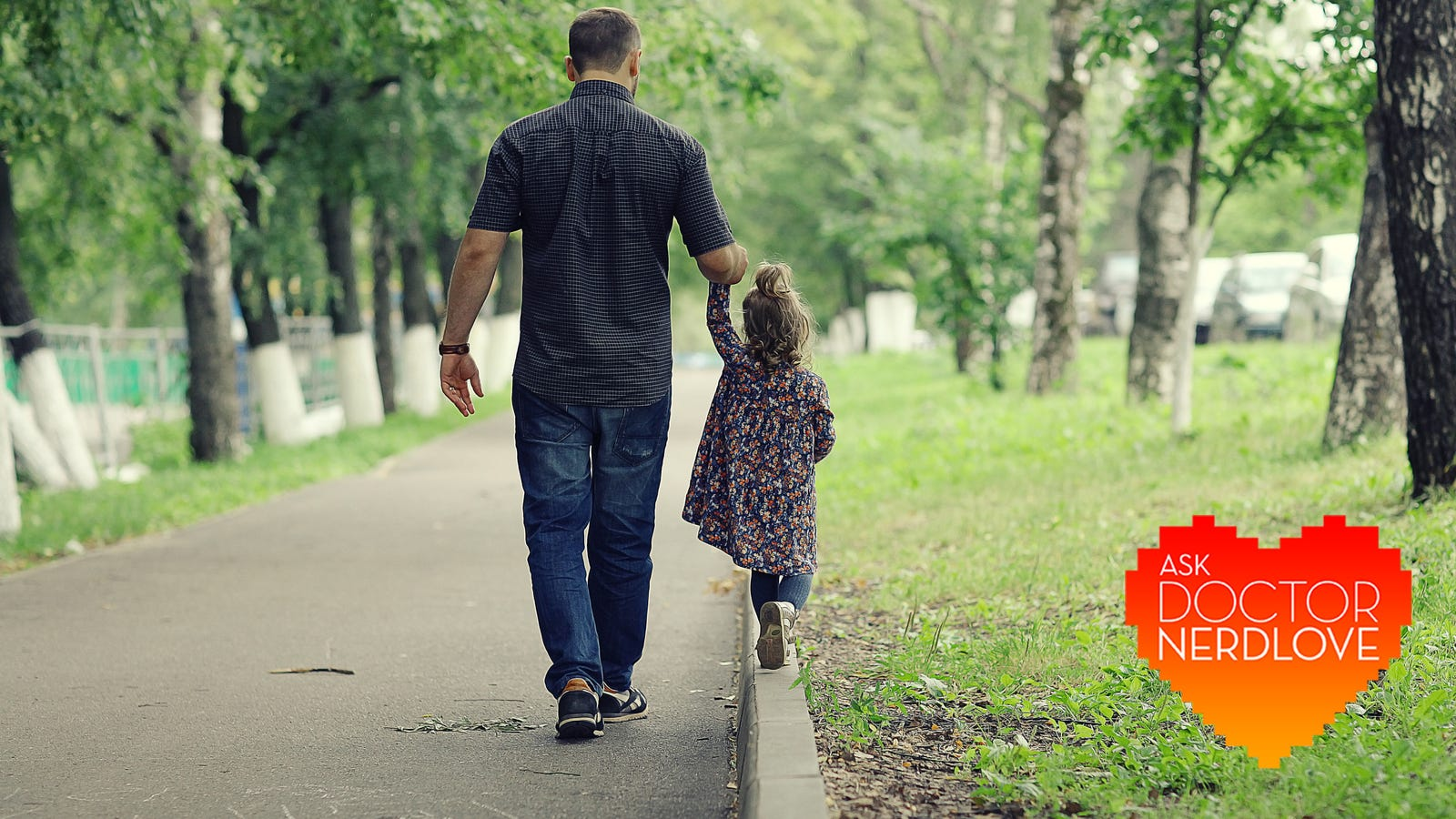 Ask Dr. NerdLove: How Do I Date As A Newly Single Dad?