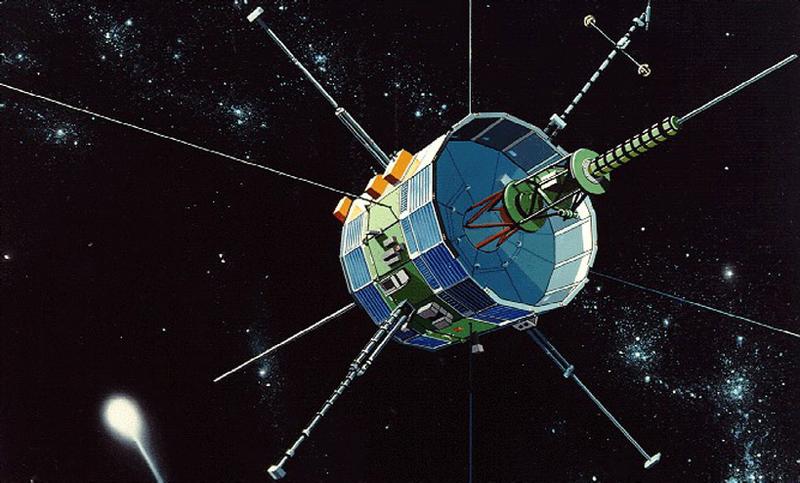 Illustration for article titled El satélite perdido de la NASA restablece contacto 17 años después