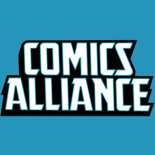 Illustration for article titled Comic Alliance is back!!