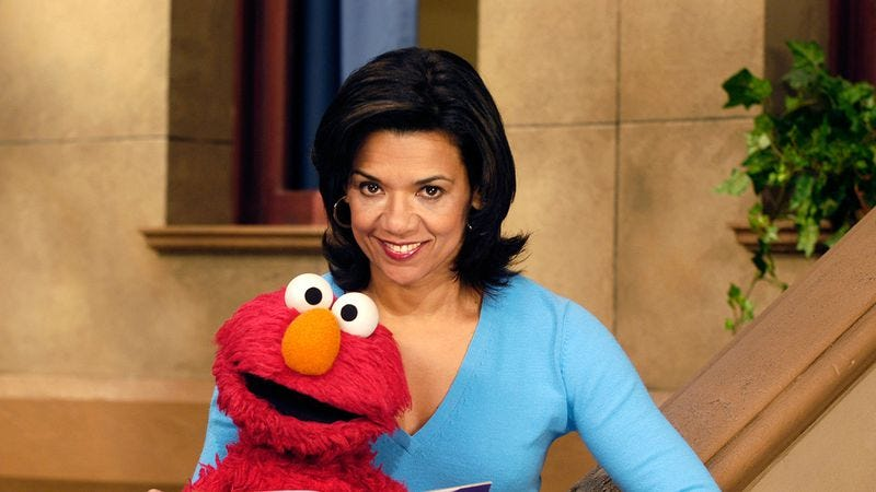 Illustration for article titled Sonia Manzano's real-life influence on Sesame Street's beloved Maria