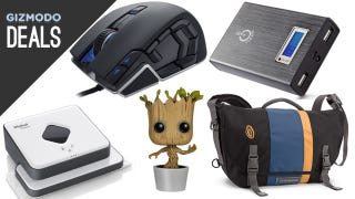Illustration for article titled Storming The Power Castle, Dancing Groot, Cheap 3D Printers [Deals]