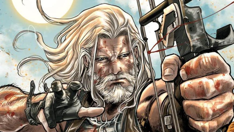 old man logan is getting a prequel all about old man hawkeye