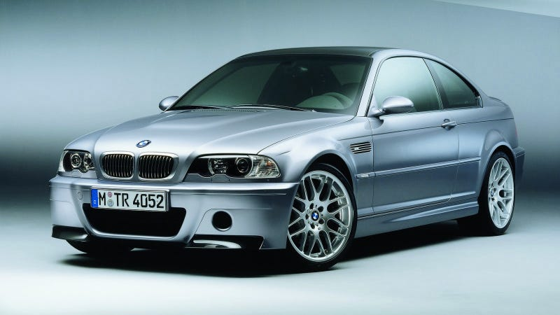 Illustration for article titled The E46 BMW M3 CSL Might Be a Better Collector's Item Than a Driver's Car