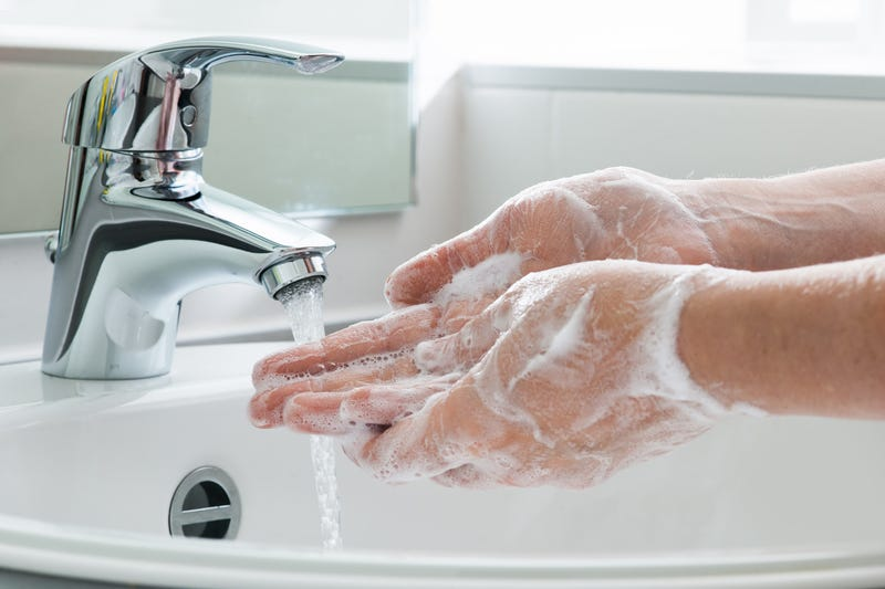 Illustration for article titled Y'all Nasty: CDC Confirms People Aren't Washing Their Hands After Using the Bathroom
