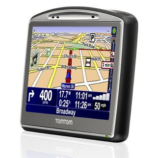 Illustration for article titled TomTom Go 720 Lets You Improve Maps As You Go