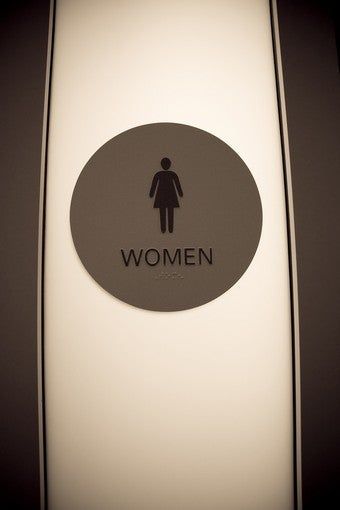 Illustration for article titled What Really Happens In Women's Restrooms