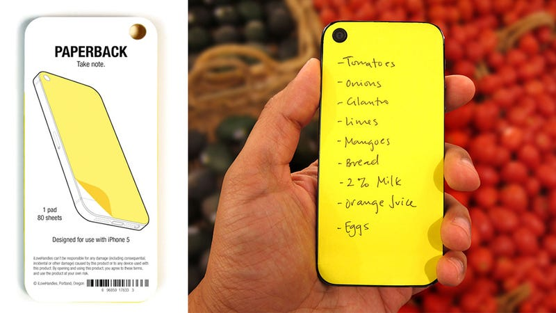 Illustration for article titled iPhone Sticky Notes Are the Ideal Reminder, Even When Your Phone's Dead