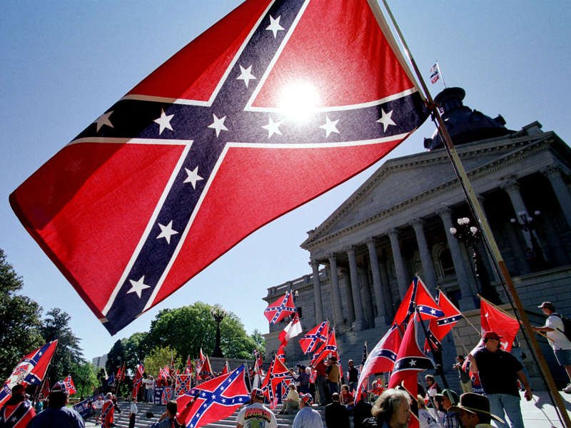 Illustration for article titled The Power of Symbols: Why People Still Defend The Confederate Flag