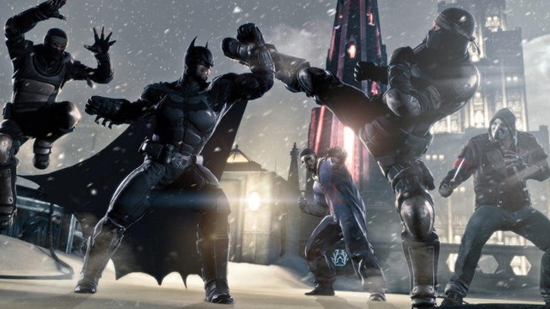 Illustration for article titled Batman: Arkham Origins Prioritizing DLC Over Patching Game-Breaking Bug