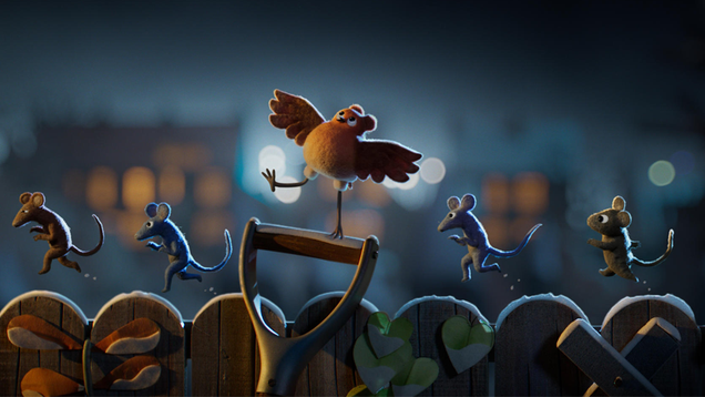 Aardman Teams With Netflix for a Truly Adorable Holiday Special
