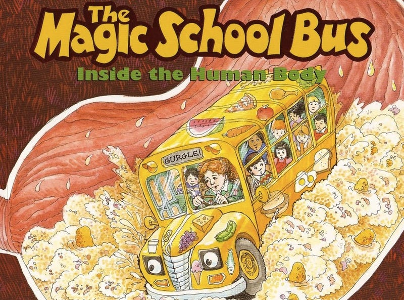 Illustration for article titled The Magic School Bus Is Back, Bitches