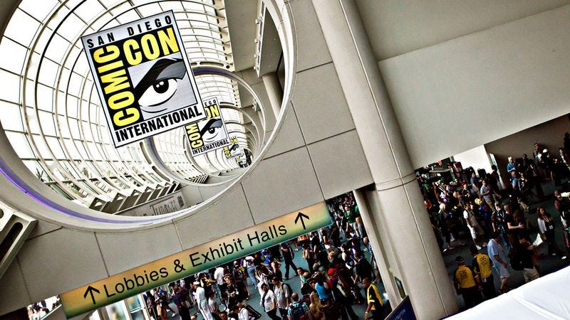 Illustration for article titled The Absolute Greatest Moments From Comic-Con 2014