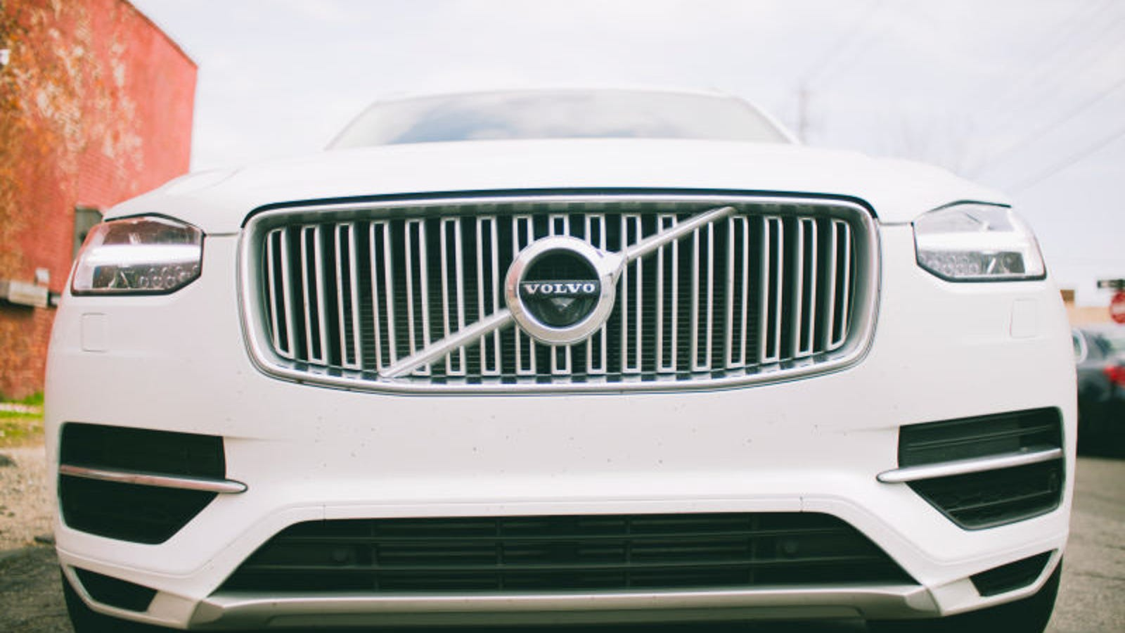 Of Course Volvo's 'Red Key' Only Makes The Car Safer