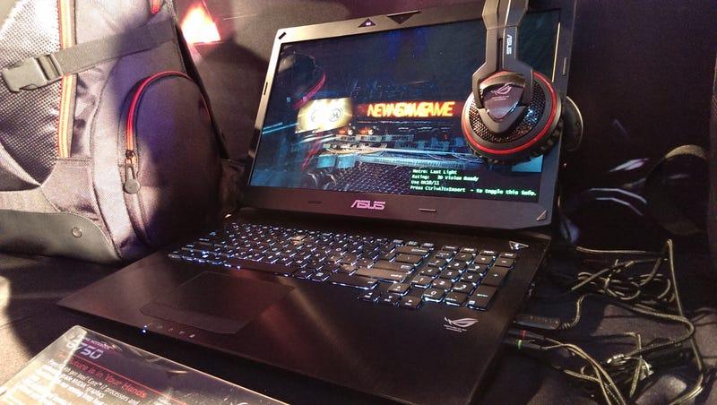 Illustration for article titled Los nuevos portátiles para jugar por los que vas a suspirar