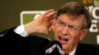 Illustration for article titled Bud Selig Doesn't Think Anyone Wants More Instant Replay In Baseball
