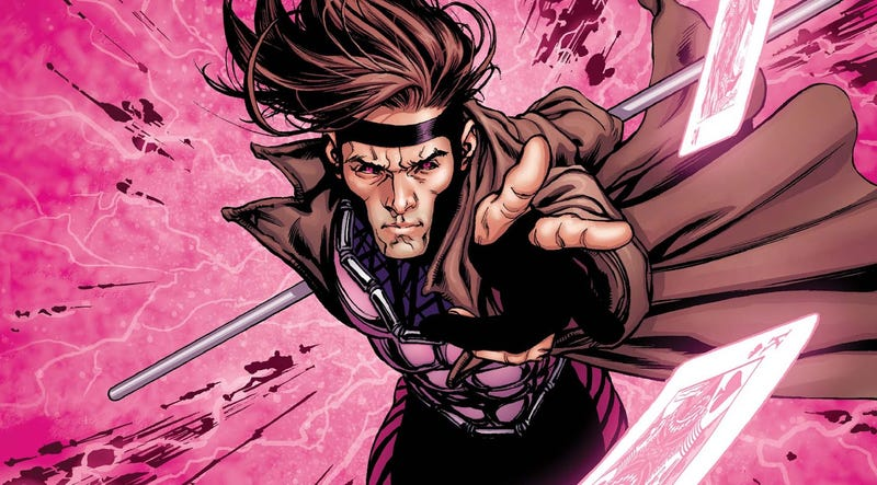 Illustration for article titled La película de Gambit contará el origen del mutante