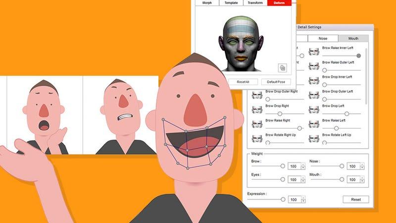 Illustration for article titled Get CrazyTalk Animator 3 ProFor Over 50% Off ($79)