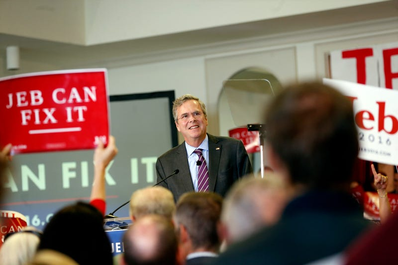 Illustration for article titled Jeb Bush's New Campaign Slogan Would Make a Very Cute Name for a Children's Book