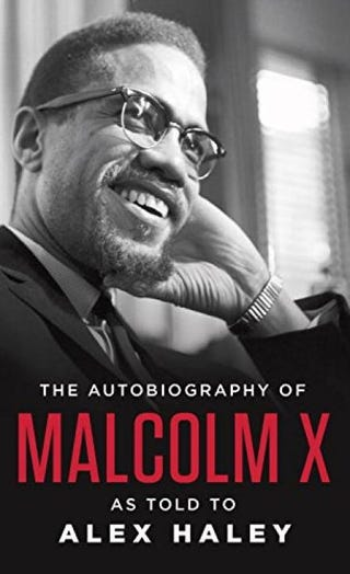 Cover of The Autobiography of Malcolm XAmazon.com