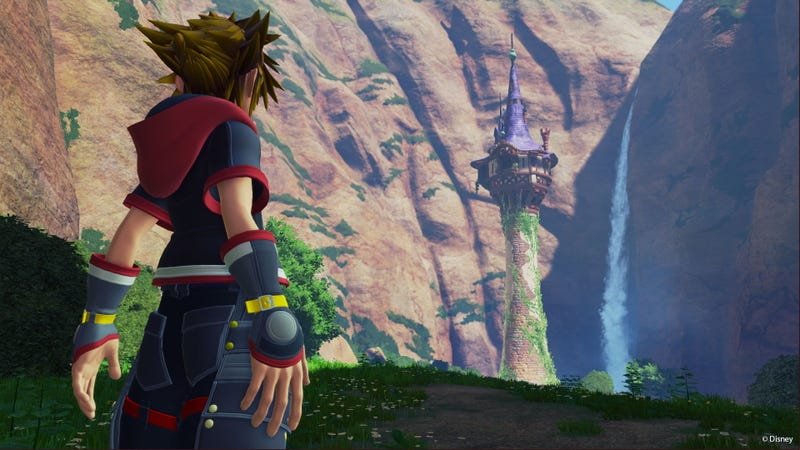 Illustration for article titled A Guide To Kingdom Hearts' Baffling Upcoming Game Titles