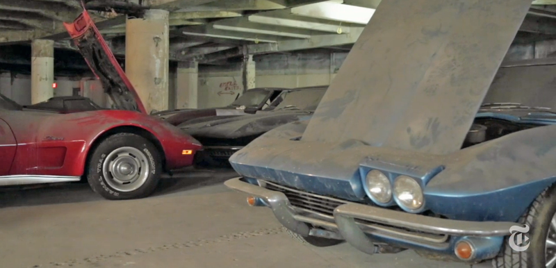 Illustration for article titled Infamous VH1 Corvettes Finally Getting Restored After Rotting In Garages