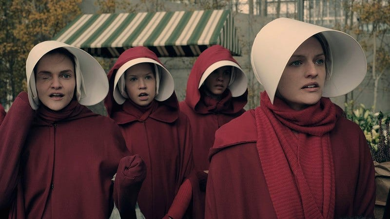 Characters on 'The Handmaid's Tale'