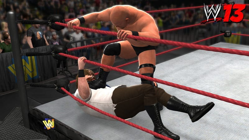 Illustration for article titled It's Official: 2K Will Make WWE Video Games From Now On