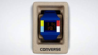 "Illustration for article titled Can You Figure Out What Makes This Watch ""Video Game-Inspired""?"