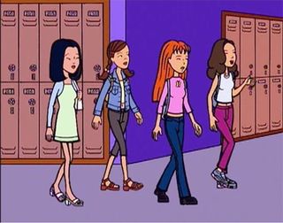 Illustration for article titled Daria & Fashion: A Few Of My Favorite Things