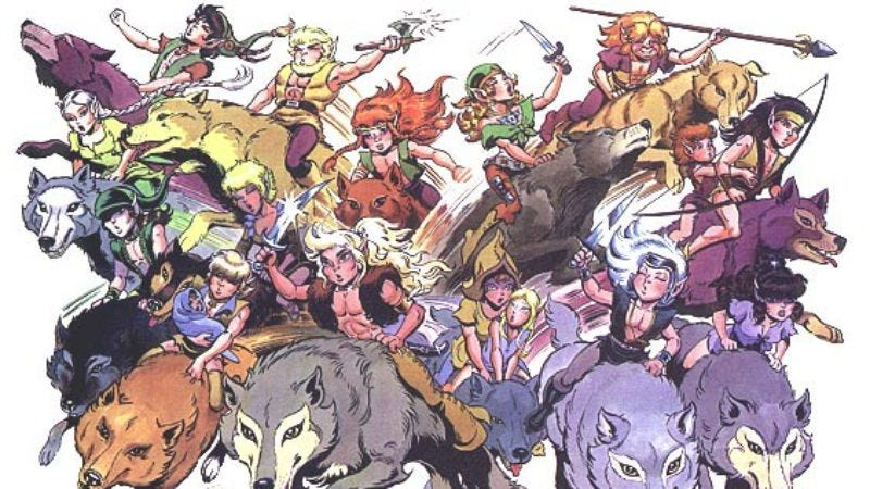 Illustration for article titled The return of Elfquest and a tiny Hellboy mark a big weekend for smaller things at this year's C2E2