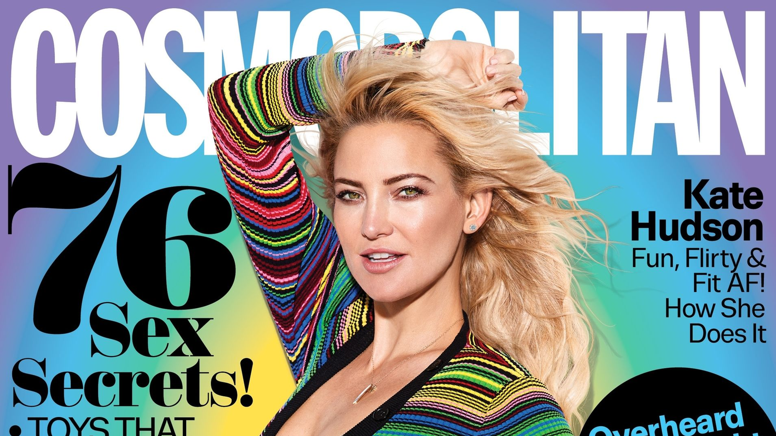 Kate Hudson Called Her C-Section 'Lazy' and You Can Guess What Happened Next