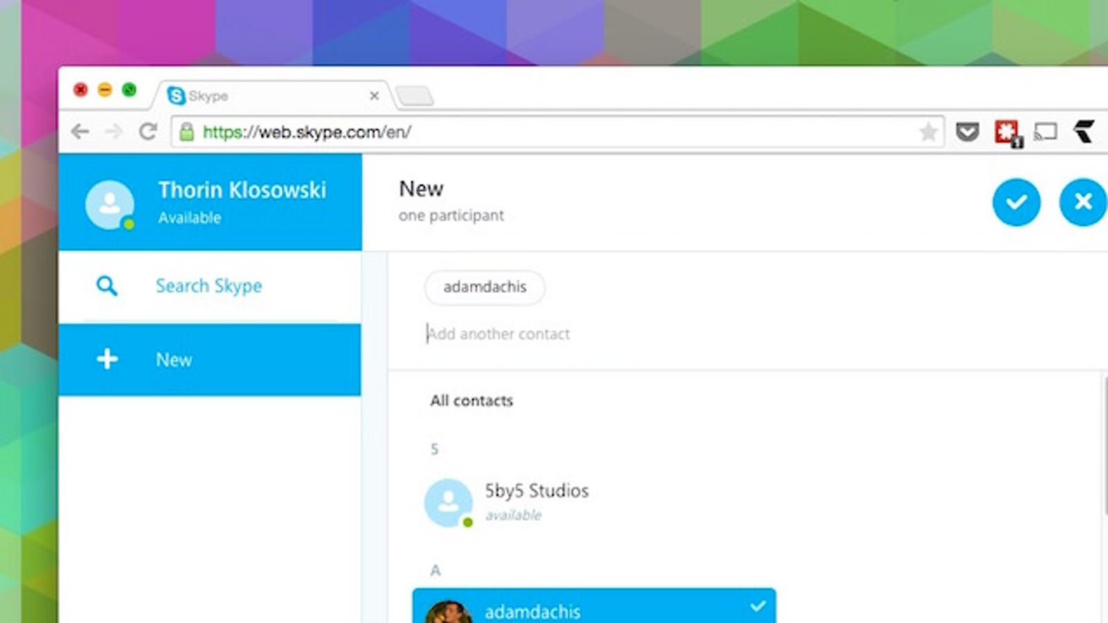 Skype Is Now Available in Your Browser