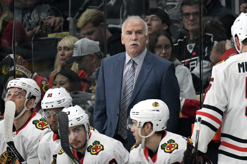 Illustration for article titled Blackhawks Fire Joel Quenneville, For Some Reason