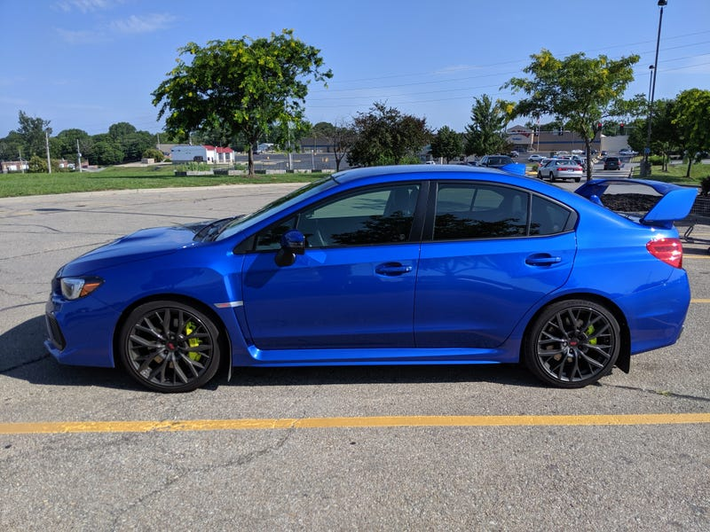 Illustration for article titled WRX STI - 3 Month / 3000 Mile Update Notes