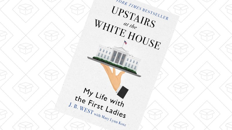 Upstairs at the White House [Kindle], $1