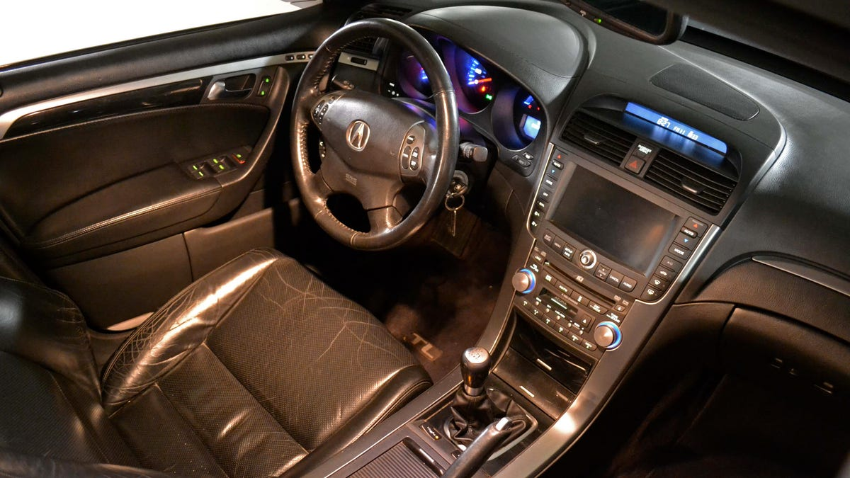 Why I Still Love My Plain Old Mile Commuter Car - Acura tl upgrades