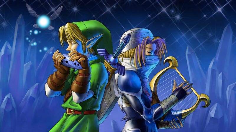 Illustration for article titled Tell Us Your Favorite Zelda Music