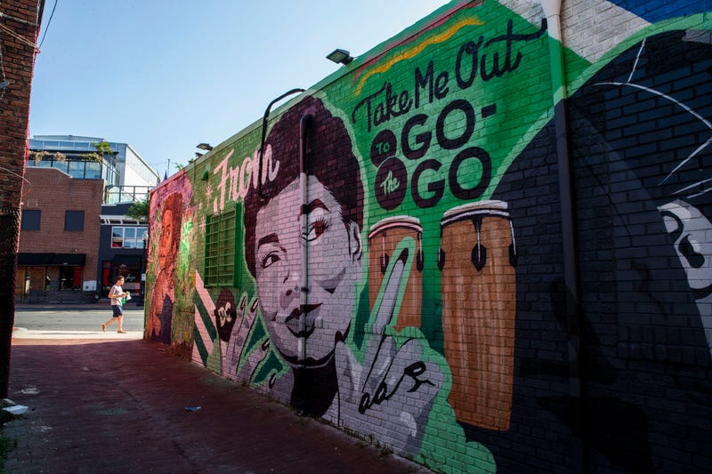 Illustration for article titled Beat Your Feet or Step Out the Way: D.C. Council Introduces Bill to Make Go-Go 'the Official Music of the District'