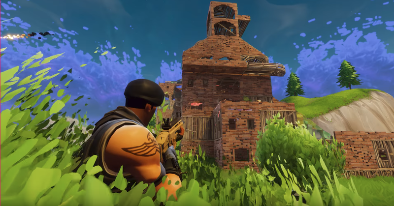 Illustration for article titled Fortnite Seems To Be Overtaking PUBG
