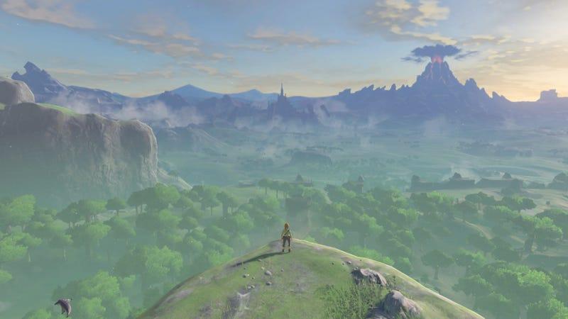 Los análisis colocan al nuevo Zelda como uno de los mejores videojuegos de la historia
