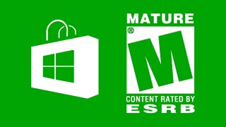 """Illustration for article titled Microsoft's Windows Store Will Sell Games Rated """"Mature"""""""