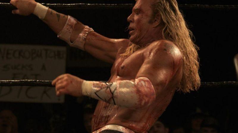 Illustration for article titled The Wrestler