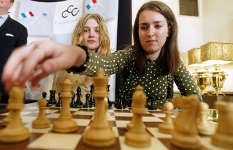 Illustration for article titled Chess Players Call To Drop Womens' Titles