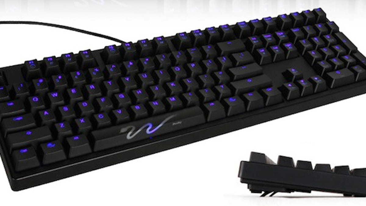 Five Best Mechanical Keyboards Ducky One Black Non Backlit Cherry Mx Blue