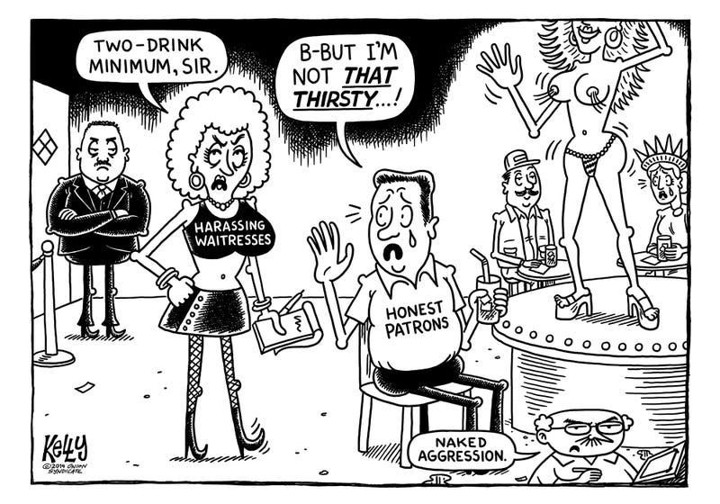 Illustration for article titled Gentlemen's Snub