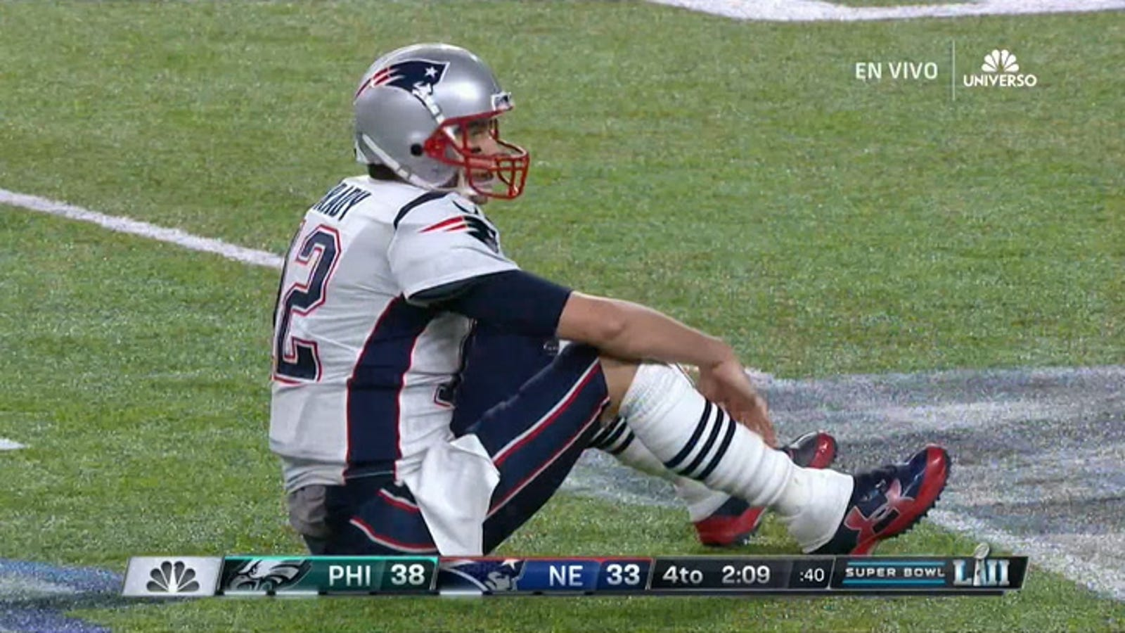 The Tom Brady Strip Sack, As Called By Announcers From